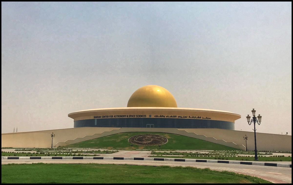 Sharjah Centre for Astronomy and Space Sciences